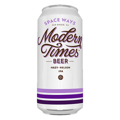 Modern Times -Space Ways