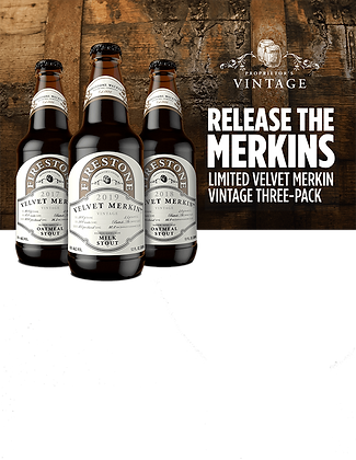 Firestone Walker - Velvet Merkin Trio Pack