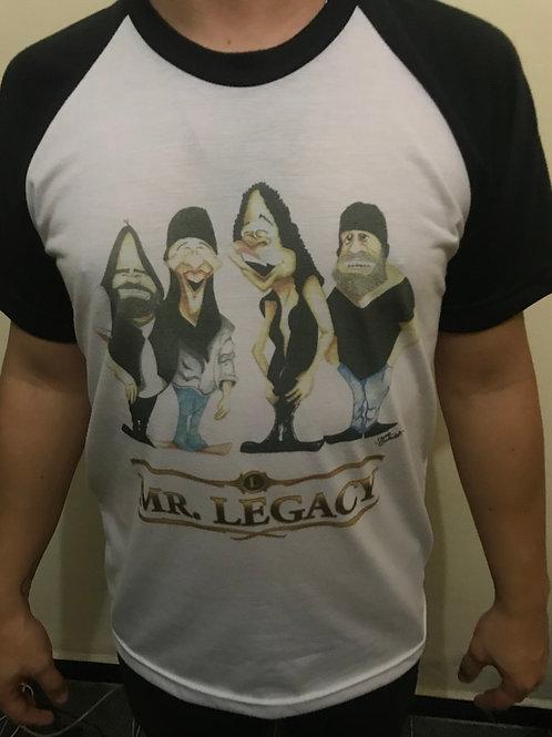 Camiseta MR. LEGACY CARICATURA
