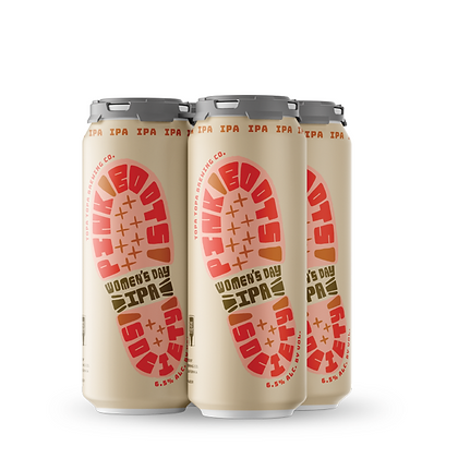 Topa Topa - Pink Boots Womens Day IPA