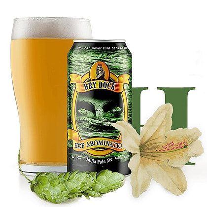 Dry Dock - Hop Abomination