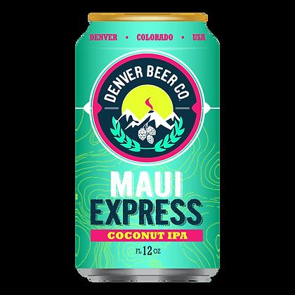 Denver Beer - Maui Express