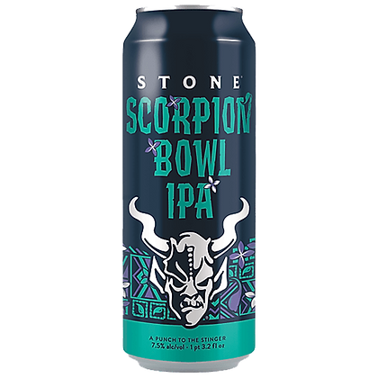 Stone Scorpion Bowl IPA 568ml