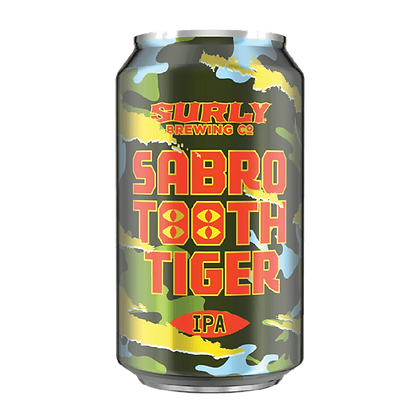 Sabrotooth Tiger