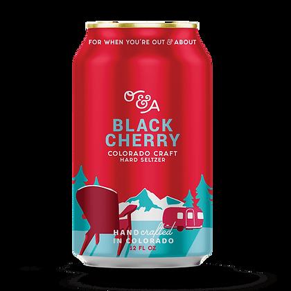 Denver Beer - O&A Black Cherry