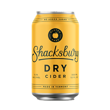 Shacksbury - Dry
