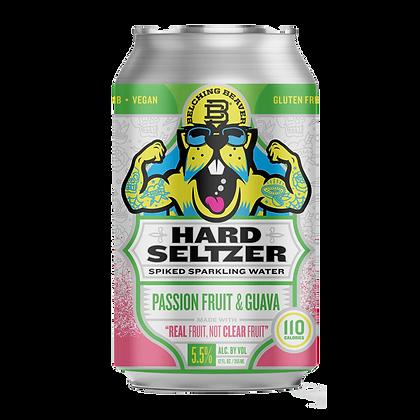 Hard Seltzer Passionfruit & Guava
