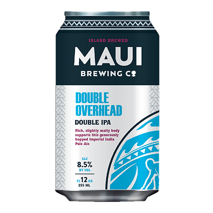 Maui Brewing - Double Overhead