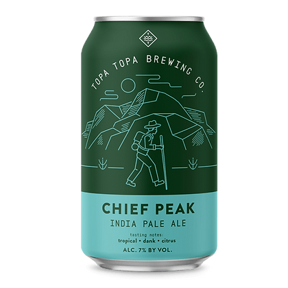Topa Topa - Chief Peak