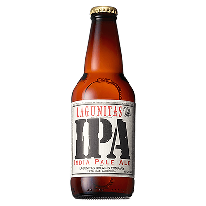 Lagunitas IPA Bottle