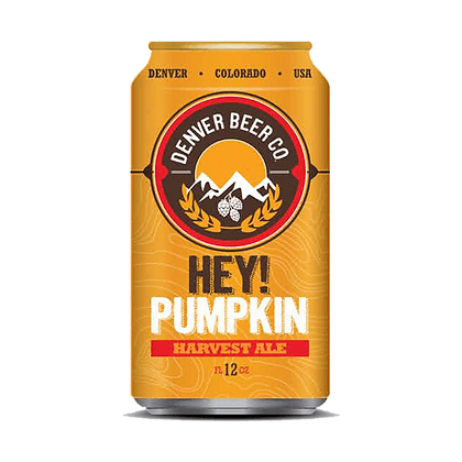 Denver Beer - Hey! Pumpkin