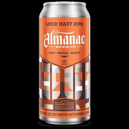 Almanac - LOUD! Hazy DIPA