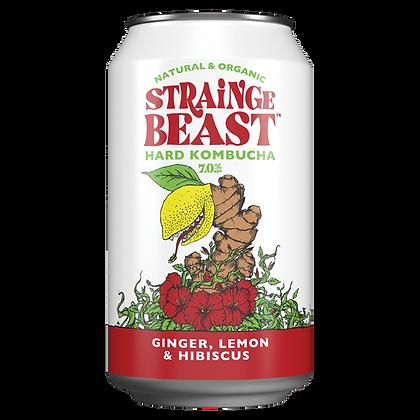 Sierra Nevada - Strainge Beast Ginger, Lemon & Hibiscus