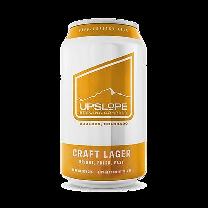 Upslope - Craft Lager