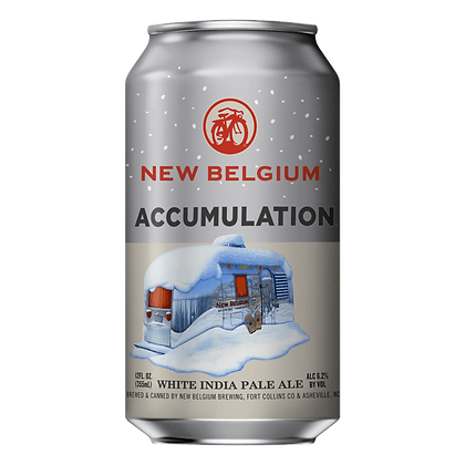 New Belgium - Accumulation