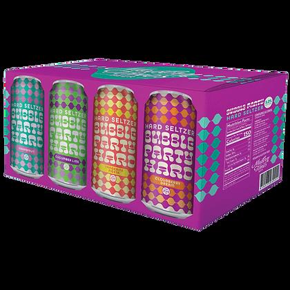 Bubble Party Hard Seltzer Mix Pack