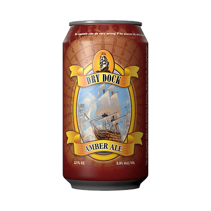 Dry Dock - Amber Ale
