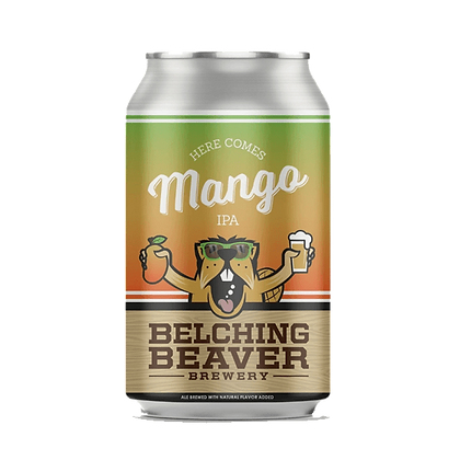 Belching Beaver - Here Comes Mango