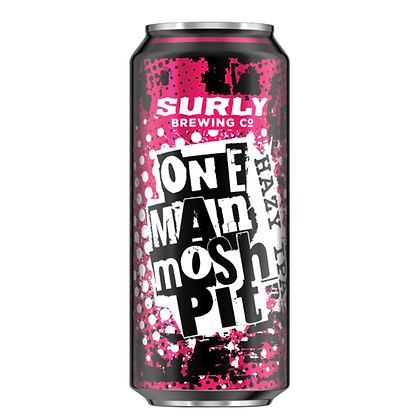 Surly - One Man Mosh Pit