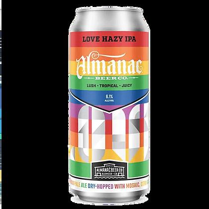 Almanac - LOVE Hazy IPA