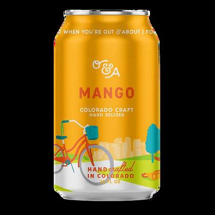 Denver Beer - O&A Mango