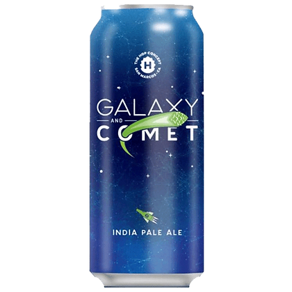 The Hop Concept - Galaxy and Comet