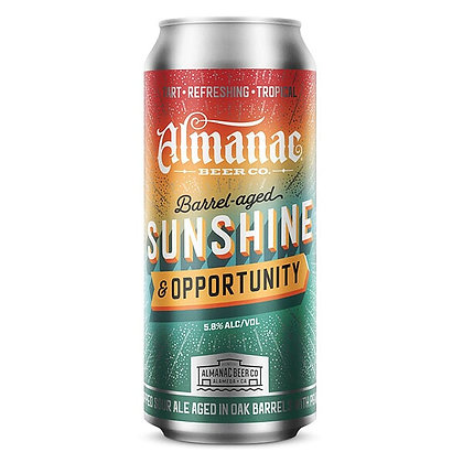 Sunshine and Opportunity
