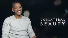 Will Smith - Collateral Beauty Press Interviews