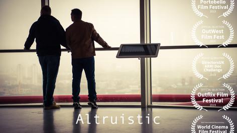 Altruistic  - Multi award winning short documentary