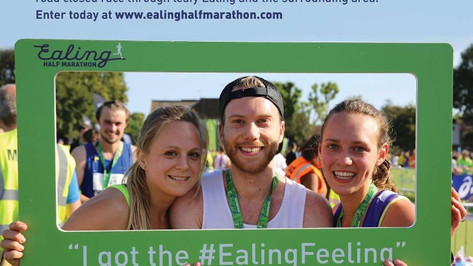 Ealing Half Marathon & Around Ealing Magazine