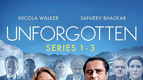 Unforgotten, ITV