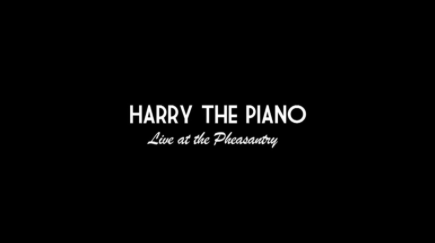 Harry The Piano - Music Promo