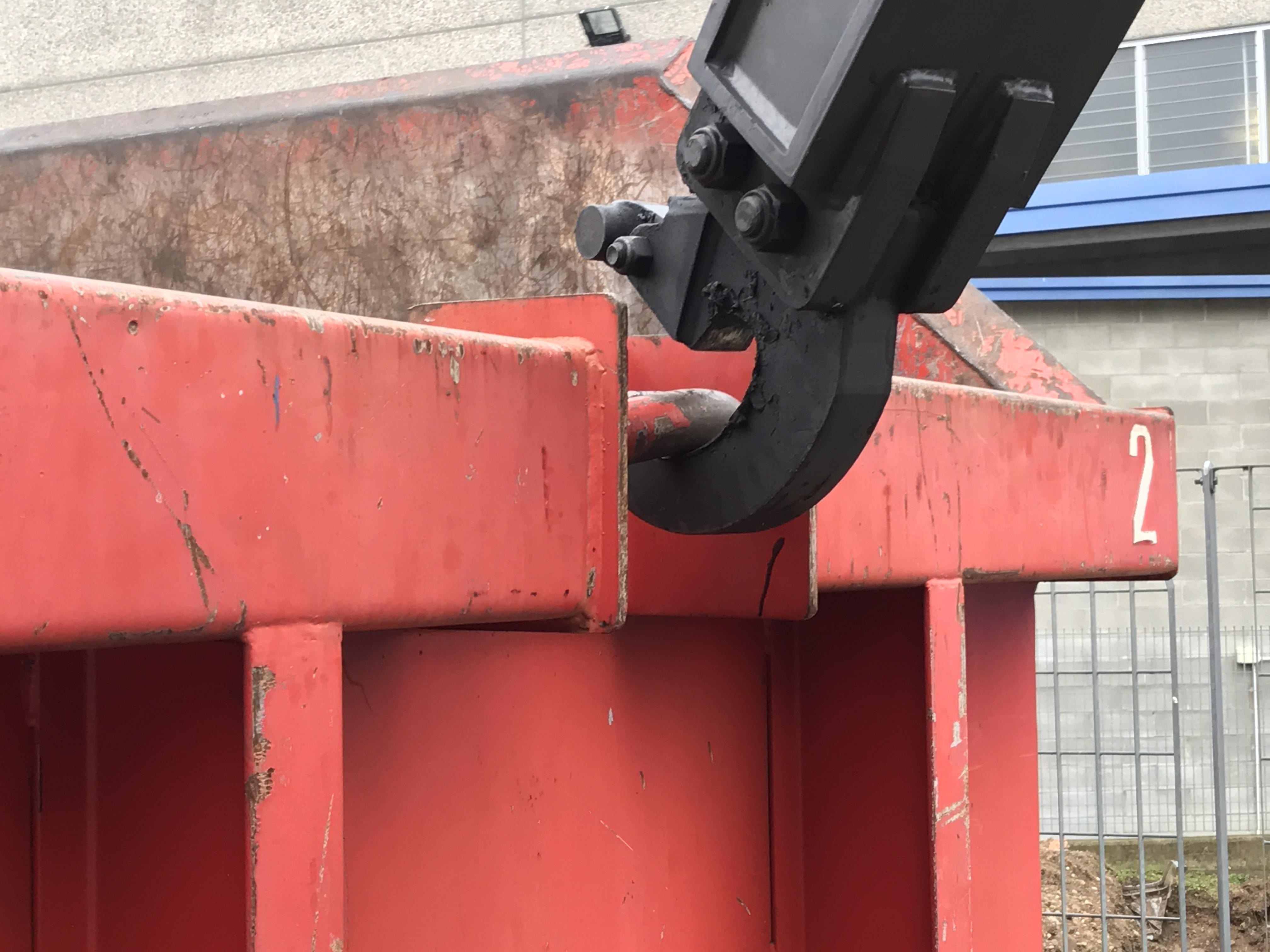 Container da rottame