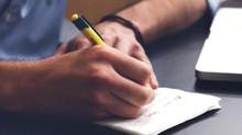 Fazendo anotações nas aulas - Dicas práticas para os pais