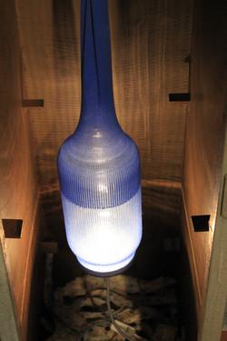 Dr T lampe EUREIKA bleu