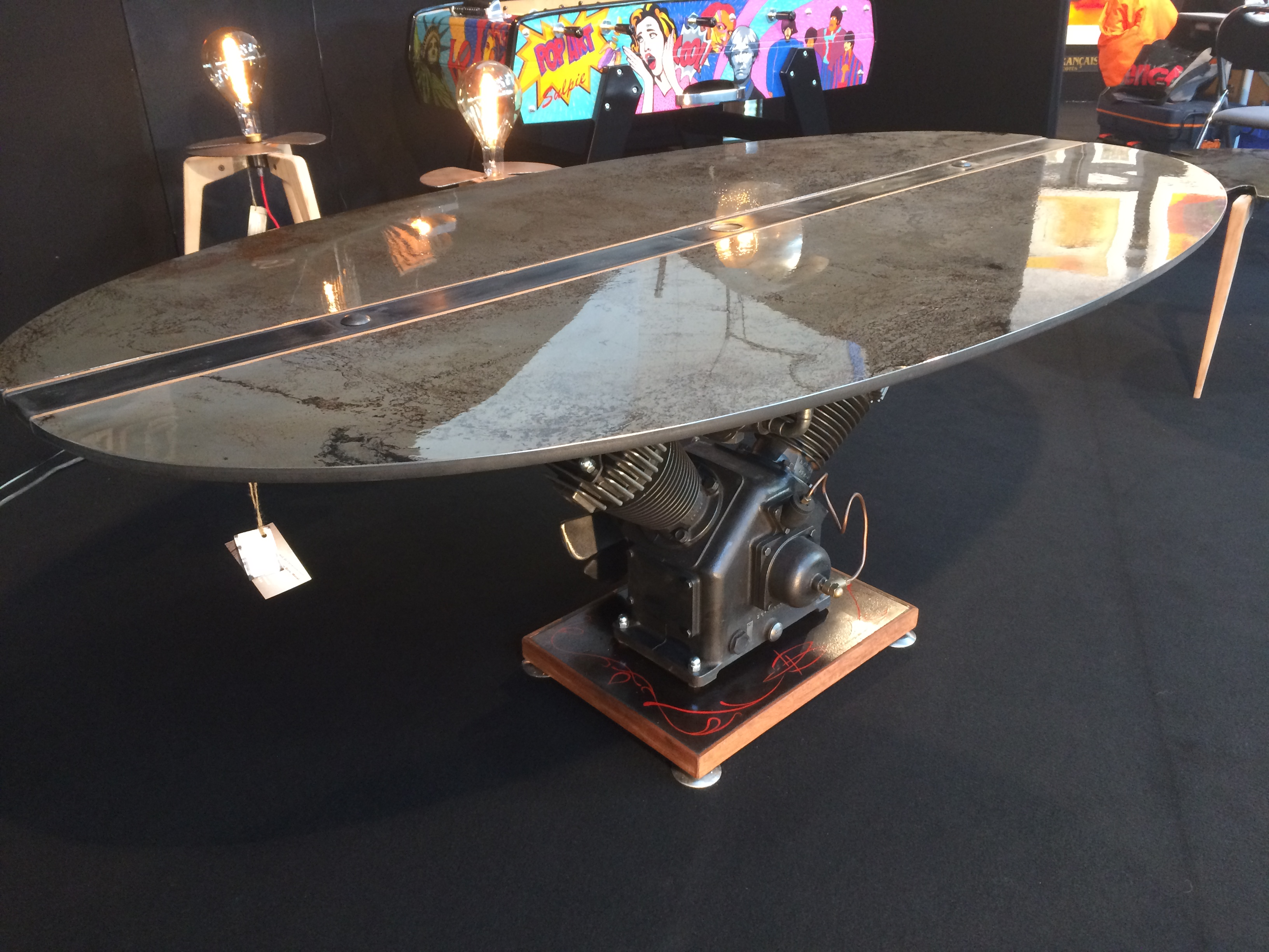 table moteur 2