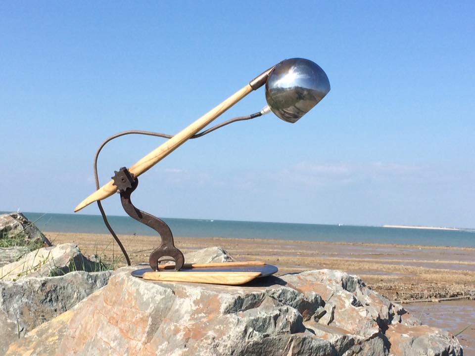lampe clé