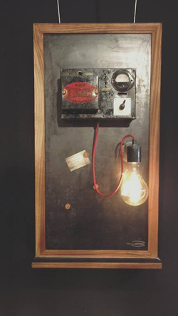 lampe tableau electrique