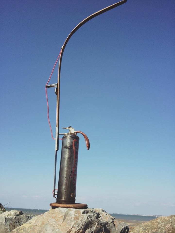 lampe extincteur