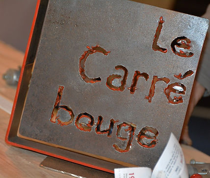 le carré bouge
