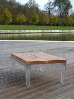TABLE BASSE LOUIS XVI 2.0