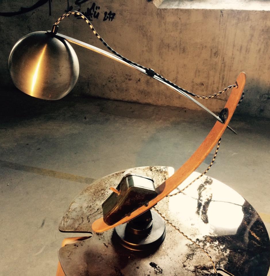lampe réservoir