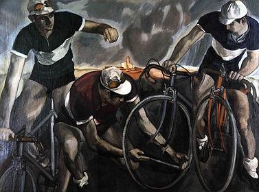 Ciclistas, Modesto Ciruelos