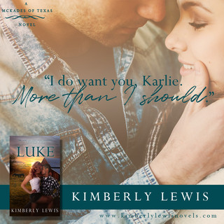 Luke (The McKades of Texas, Book 3)