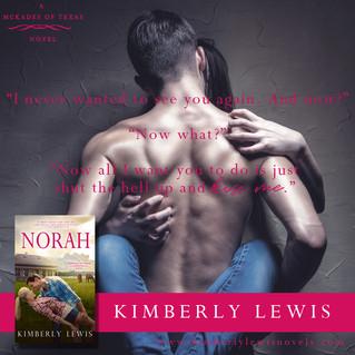 Norah (The McKades of Texas, Book 2)