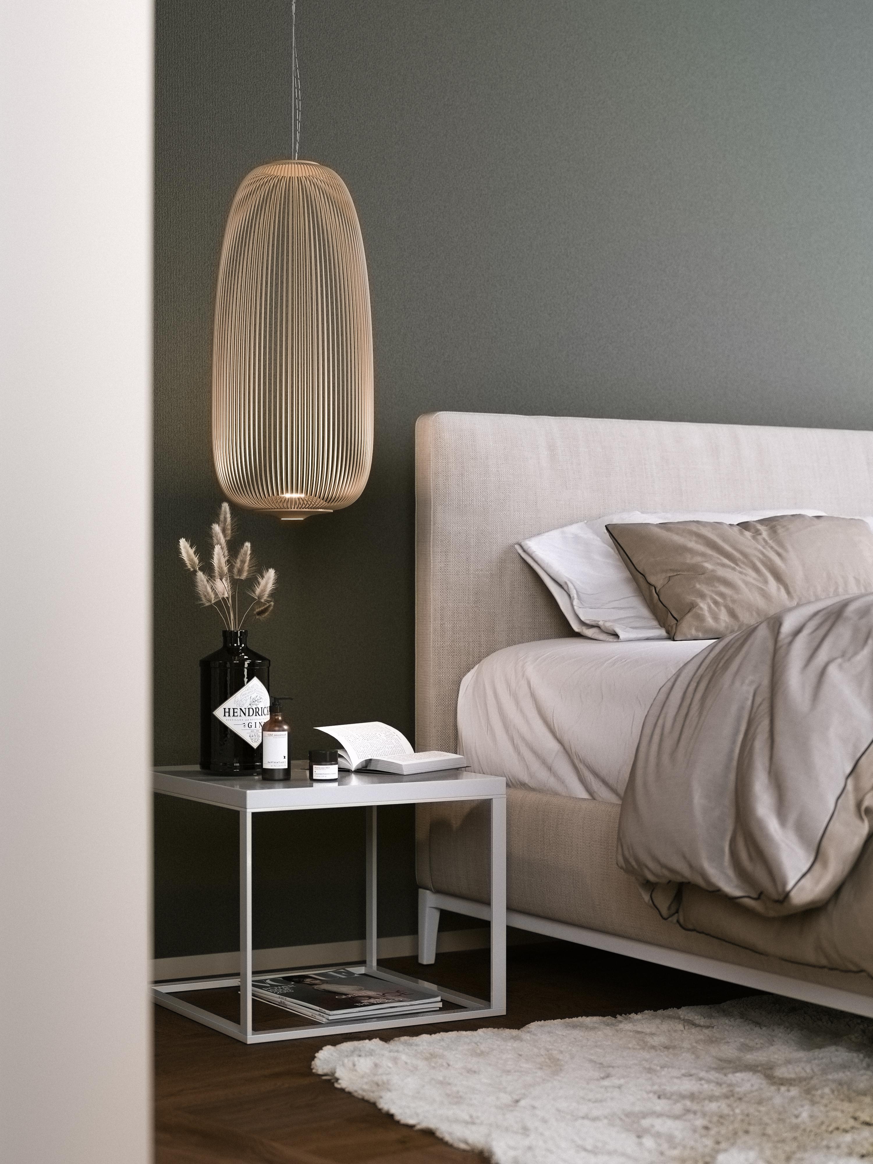 Enzian_Detailshot Schlafzimmer