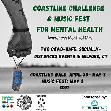 Coastline Challenge and Music Fest 1.1 (