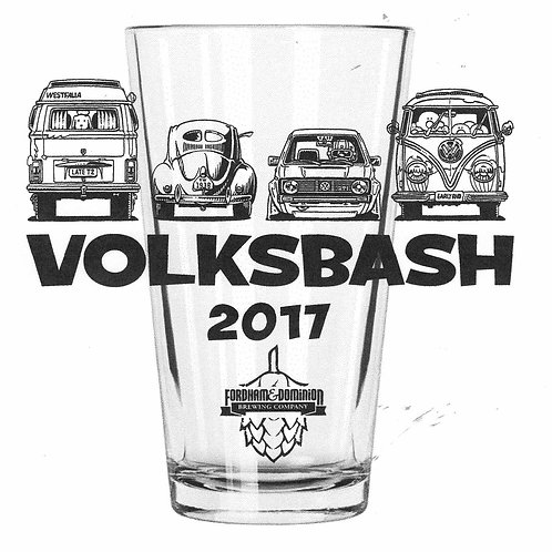 Limited Edition 2017 Pint Glass