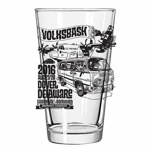 Limited Edition 2016 Pint Glass