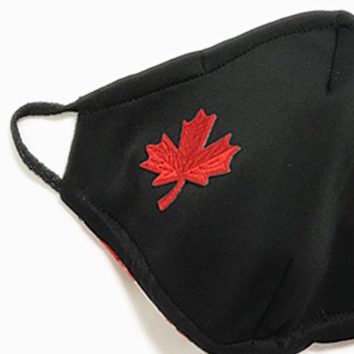 Maple Leaf Mask